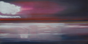 "Window Shopping: Staples. 2011, 15"" x 30"""